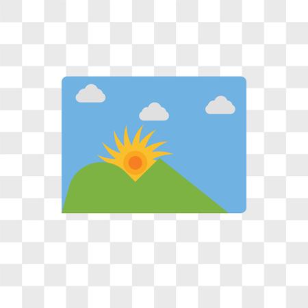 Photo vector icon isolated on transparent background, Photo logo concept Foto de archivo - 108271285