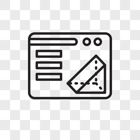 3d printing vector icon isolated on transparent background, 3d printing logo concept