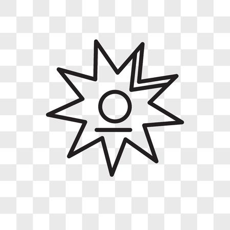 透明な背景に隔離された名声ベクトルアイコンのウォーク、名声のウォークロゴコンセプト 写真素材 - 108637261