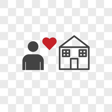 fidelity vector icon isolated on transparent background, fidelity logo concept Illustration