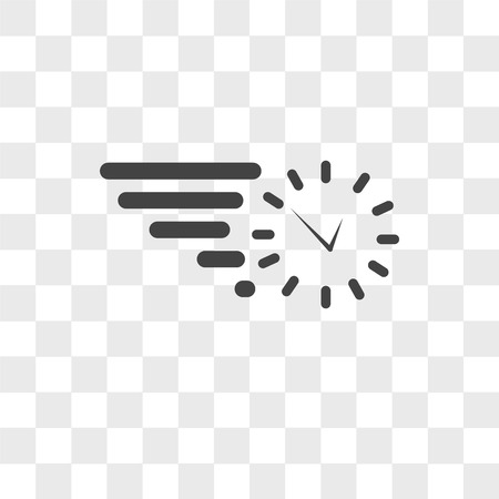 immediate vector icon isolated on transparent background, immediate logo concept