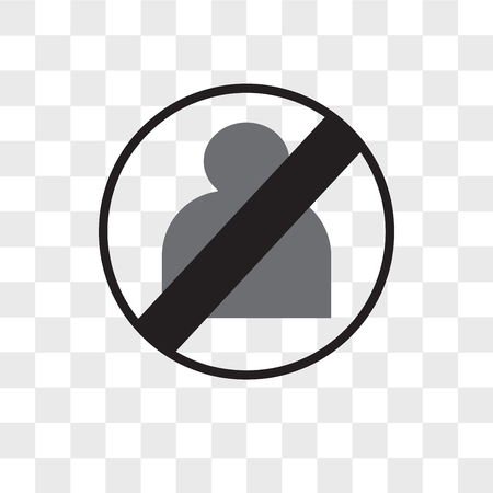 no image available vector icon isolated on transparent background, no image available logo concept