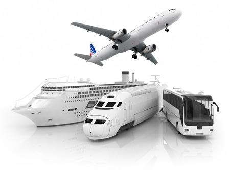 transport: koncepcja podróży