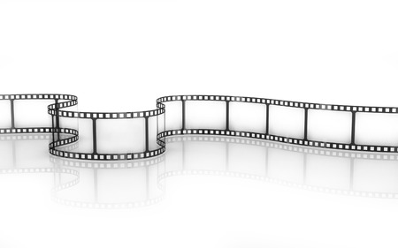 film: Film Strip Stock Photo