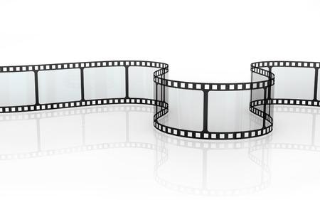 Film Strip Archivio Fotografico