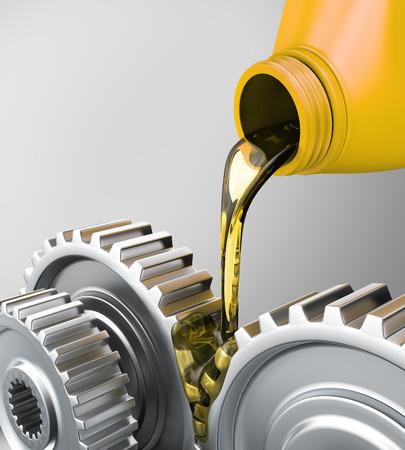 gear: Oiling Gears