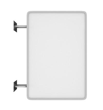 board marker: Blank white marker board for business presentations or teaching