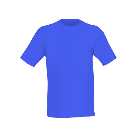 t shirt printing: Vector illustration of men