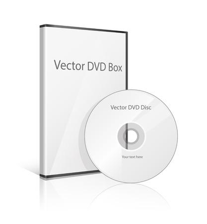 writable: CD cover on white background