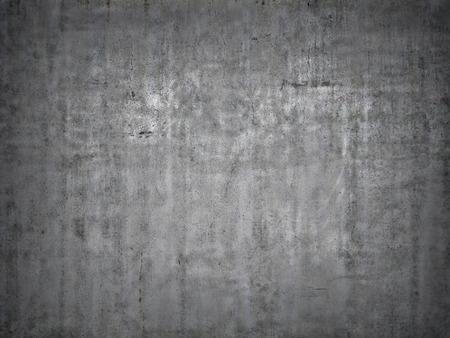 unkept: Grey concrete background.