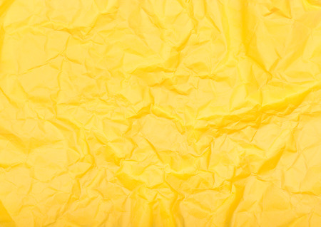 tissue paper: Yellow tissue paper Stock Photo