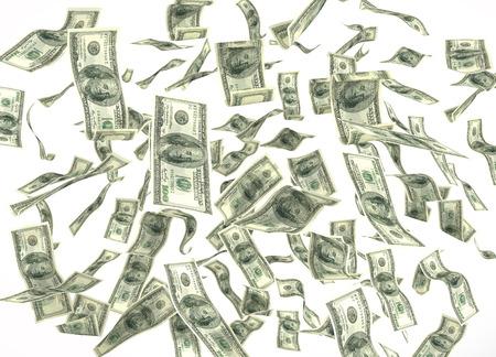 advances: Dollars Money