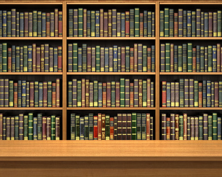Bookshelves Images Bookshelf stock photos royalty free bookshelf images table on background of bookshelf full of books old library sisterspd