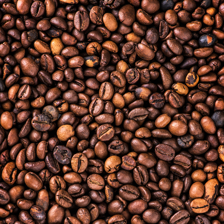 non alcoholic: roasted coffee beans, can be used as a background