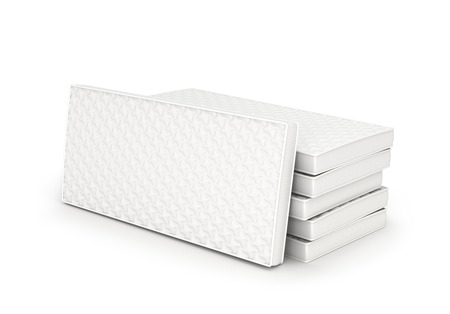 stack of mattresses. Stack Of Mattresses, Isolated On White Stock Photo, Picture And Royalty  Free Image. Image 53058438. Stack Of Mattresses