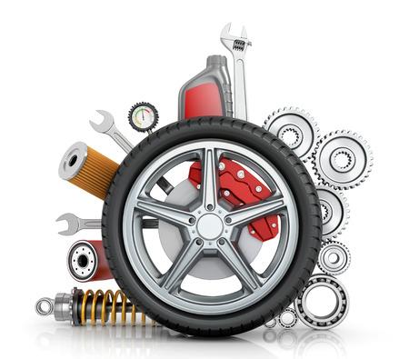 Ausgezeichnet Details Von Autoteilen Ideen - Die Besten Elektrischen ...