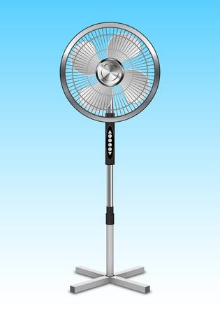 electric fan Illustration