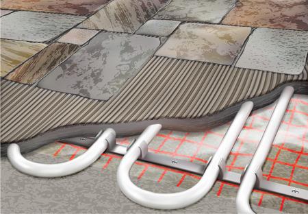 Warm floor Vs Tile