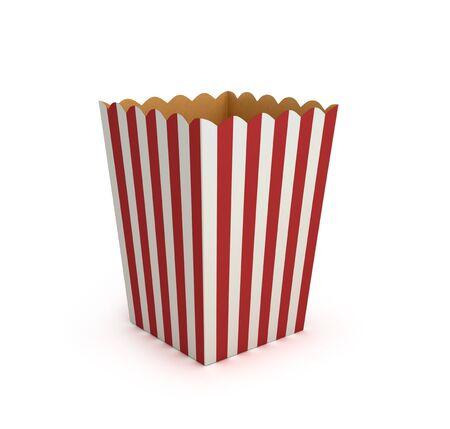 Vaso de papel para palomitas de maíz