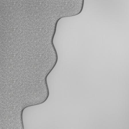 Floor layers. Self-leveling floor. 3d illustration Banco de Imagens