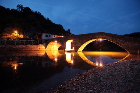 europe eastern: Europe, Eastern Europe, Balkans, Montenegro, Skadar Lake, Landscape, Rijeka crnojevica, nature, village,