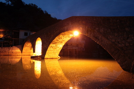 eastern europe: Europe, Eastern Europe, Balkans, Montenegro, Skadar Lake, Landscape, Rijeka crnojevica, nature, village,