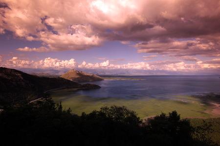 europe eastern: Europe, Eastern Europe, Balkans, Montenegro, Skadar Lake, Landscape, Virpazar