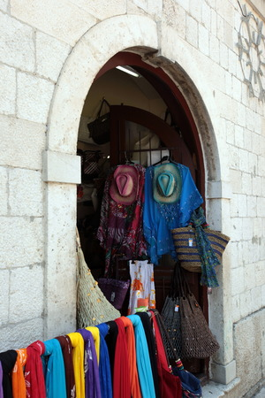 europe eastern: Europe, Eastern Europe, Balkans, Montenegro, Mediterranean, Adriatic, Kotor, Bay of Kotor, Bay, Old Town, Village, shop,