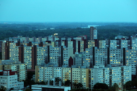 Europa, Osteuropa Stadt