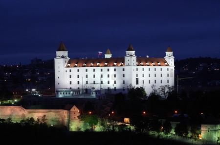 europe eastern: Europe, Eastern Europe Old Town Bratislava Castle