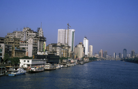 canto: the city of Canton or Guangzhou in the north of Hong Kong in the province of Guangdong in China in east asia.