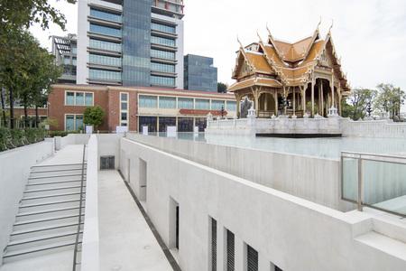 the Siriraj Bimukstan Museum at the Siriraj Hospital in Wang Lang in Thonburi in the city of Bangkok in Thailand.  Thailand, Bangkok, November, 2017