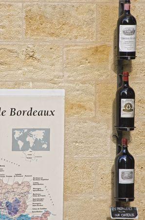 saint emilion: Wine for sale in Saint Emilion during the Bordeaux Wine Festival 25th June 2010