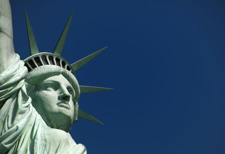 Statue of Liberty Stock Photo - 8103900
