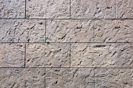Abstract Stone wall. photo