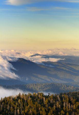 smokies: Great Smokey Mountains National Park