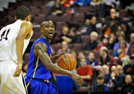 The 2013 mens basketball CIS Final 8 Championship at Scotiabank Place, Ottawa on March 8-10 2013.