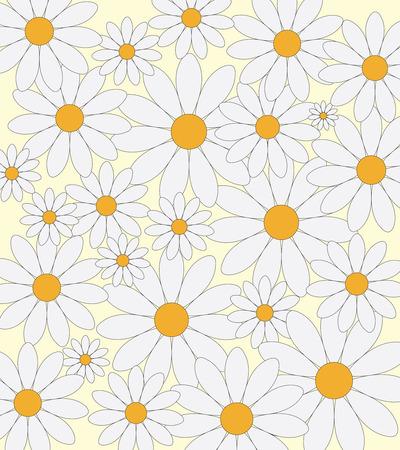 Daisies pattern
