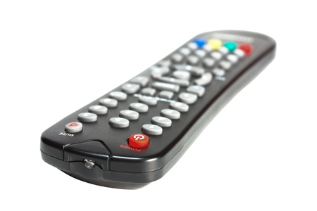 Remote Control on white background