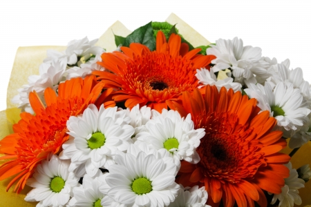Flower Arrangement  close up Stock Photo