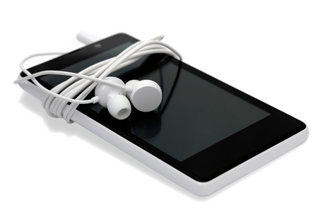 Smart Phone with Earbud