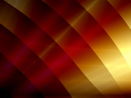 abstract graphic created with digital software Stock Photo - 3612264