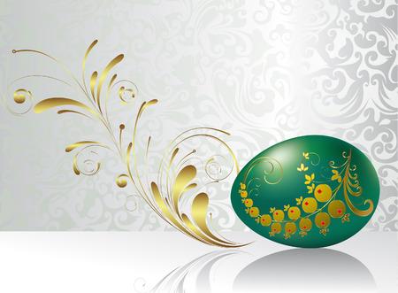 affluence: Ilustraci�n vectorial decorativos para el dise�o gr�fico.
