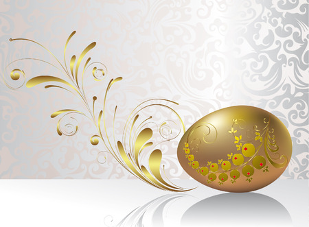 Vector decorative illustration for graphic design.