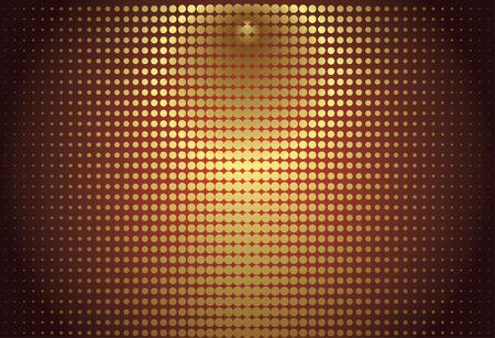 HalfTone Patterns. Stock Vector - 5336670