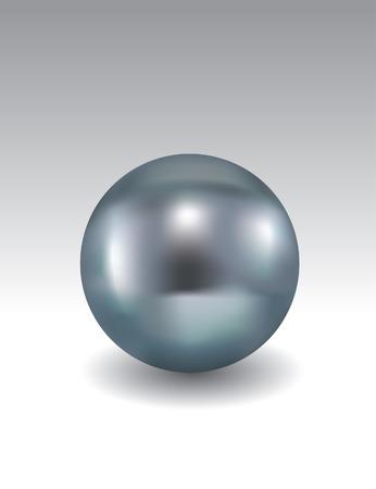 nacre: pearl Illustration