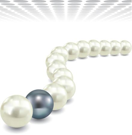 necklace Illustration