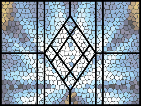 stained glass Stock Vector - 6580923