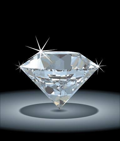 diamant Banque d'images - 6580925