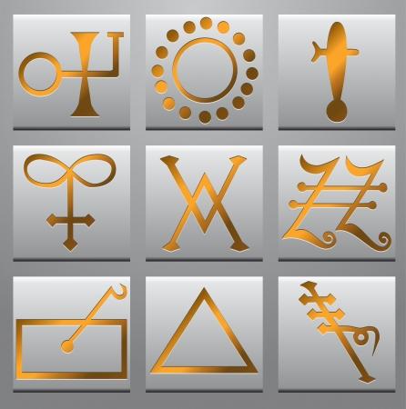 錬金術シンボル